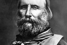 Giuseppe Garibaldi / Giuseppe Garibaldi (1807-1882) soggiornò all'Hotel Mayer & Splendid nel 1862.