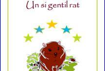 Un si gentil rat / Lapbook sur le rat de l'Association Carpe Diem