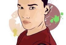 Vector & Vexel Praz / Some picture of me.. #vector #vexel