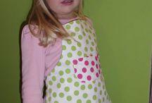 BABY aprons by Nani