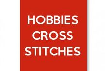hobbies cross stitches