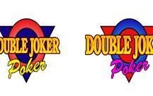 """Double Joker Poker / Adatto a chi del poker ama le combinazioni più alte, il video poker Joker Poker paga mani vincenti solo a partire dalla coppia di re, seguita dalle combinazioni classiche, ma con due simpatici extra: tra la scala reale e la scala reale massima, infatti, figurano anche la """"scala reale con jolly"""" e """"cinque carte uguali""""."""