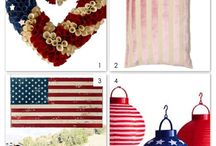 Independence Day- Decor