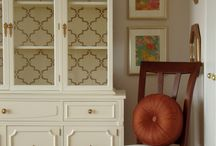 Creative - Furniture DIY / by Tanya Moulds