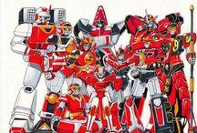 Sentai+Rangers