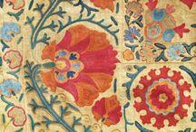 Fabrics / by Bettye Ann Rogers