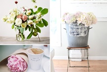 Home: Flowers / by Vinajoy Barham