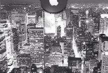 Fond d'écran de pomme