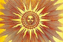 Sun & Moon Symbols