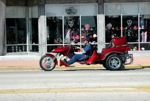 Three's Company | Trikes and 3-Wheelers / Trikes and all of the three-wheeler bikes you could possibly want.
