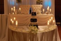 main table setting