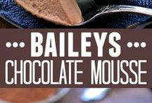 BAILEYS CHOCOLATE MOUSSE & DESSERTS
