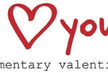VALENTINE'S DAY / The Deliberate Mom & Valentine's Day. Valentine's day ideas and inspiration.
