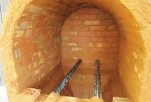 gradina cuptor