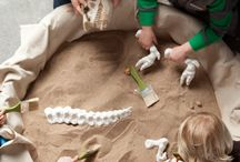 Party | Dinosaurs / Great ideas for a Dinosaur themed party!