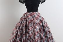 1950s SKIRTS
