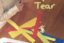 Preschool Art & Craft / Preschool Activities for preschoolers - educational a plus.