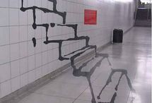 Street art/illusions