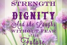 Proverbs 31 woman(I want to be one)
