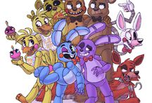 Five nights at Freddy's - my horror :)