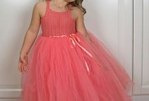 girls tule dresses