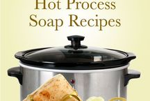 Preparazione sapone a caldo