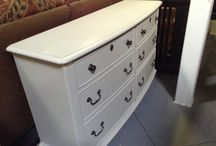 """Large grey double dresser Wendy Bellissimo / 650$ I have a really large double dresser.  There is 6 large drawers.  made from Wendy Bellissimo.  Really great condition.  the measurements are :  18 inches depth.  58 inches long.  36 inches high.  I am in Brampton Area.  Taxes is extra.  Credit card accepted.  Ask me what else we have for sale...we have a lot.  Thank you  """"No Pay Pal"""""""