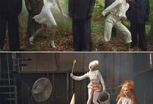 Annie leibovitz Hansel and Gretel for Vogue
