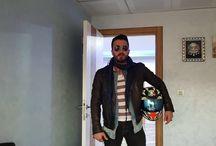 Motorcycle fasion