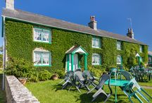 Holiday Properties in West Pembrokeshire / Beautiful self catering properties in the South West of  Pembrokeshire. Areas including Bosherson, Stackpole & Freshwater East. We have cosy cottages & smaller apartments for everyone. #Travel #Holidays