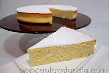Pastel de coco / Pastel de coco fácil receta casera, paso a paso  http://www.golosolandia.com/2014/07/pastel-de-coco.html
