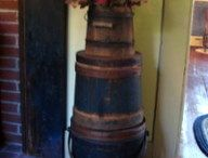 Buckets/Firkins/Sugar Buckets/Barrels / by Melinda Moore