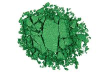 Splash / From Doll Collection Matte Eyeshadow. Featuring green colour Splash an intense sea green