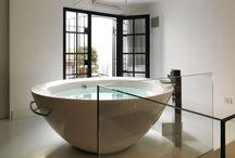 Interior Design - Bathroom / Interior design and decorating ideas for bathrooms.