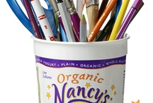 Reuse It / Just because you're done with the food doesn't mean you have to dispose of the container. Try out these different ways to reuse and share your pictures with us on Facebook at https://www.facebook.com/pages/Nancys-Yogurt.