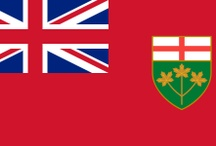Canada's Provincial Flags & Coat of Arms / by B K
