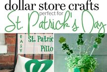 St. Paddy's Savings / Even if you you find the pot of gold at the end of the rainbow, you won't have to spend it to have a lucky irish St. Patrick's Day!