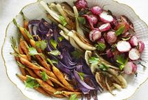 Veggie-licious / The right recipe can makes all your vegetables seriously crave-worthy.  / by Delish.com (Official)