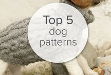Dog knitting patterns