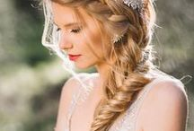 Spring 2016 Bridal hair trends / Everything you need to know about the hair trends for brides this Spring!