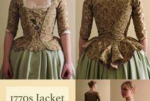18th century jackets