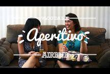 Aperitivo - Vlog da Lud