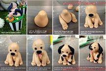 foam clay dog1