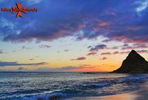 Makaha Beach Oahu Hawaii