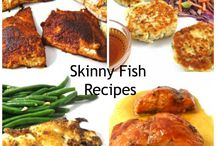 Fish recipes / by Kathy Miller