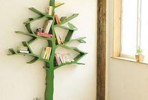 arbre etagere