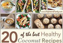 I <3 Coconut! / by Courtney Troisi