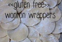 Gluten free basic recipes