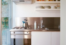 Splash back kitchen