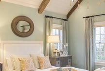 master bedroom / by Ashley Baranowski